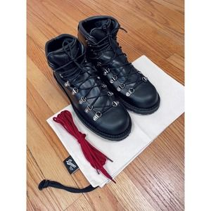 NEW Danner Mountain Pass Black Glace Hiking Boots